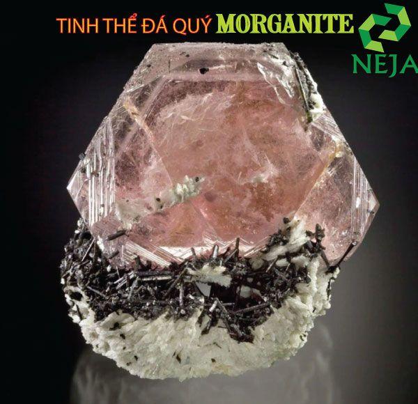 đá morganite là gì