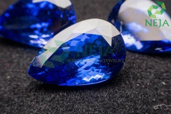 phổ hấp thụ sapphire xanh hero