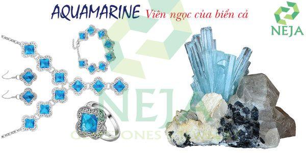 ý nghĩa đá quý aquamarine