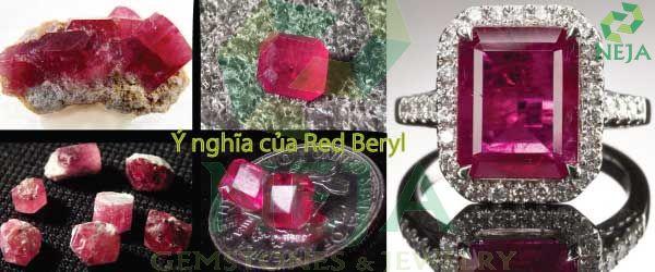 ý nghĩa của red beryl