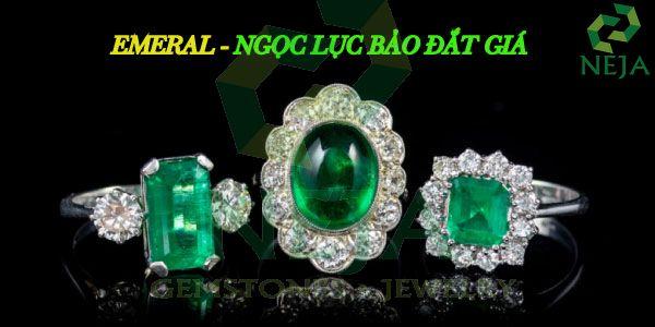 ý nghĩa ngọc lục bảo emerald
