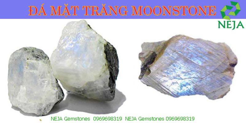 đá mặt trăng là gì
