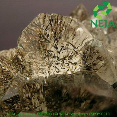 goethite trong thạch anh