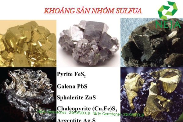 khoáng sản nhóm sulfua