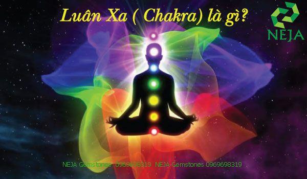 luân xa chakra là gì