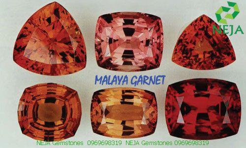 malaya garnet