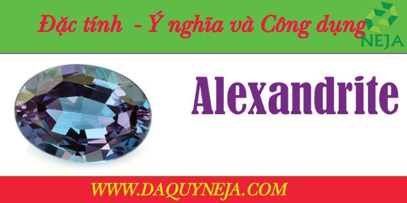 ý nghĩa đá alexandrite