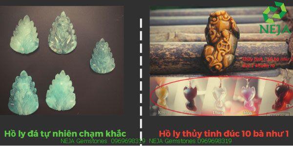 cách phân biệt đá quý thật giả