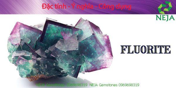 ý nghĩa đá fluorite