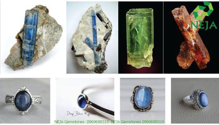 đá kyanite là gì