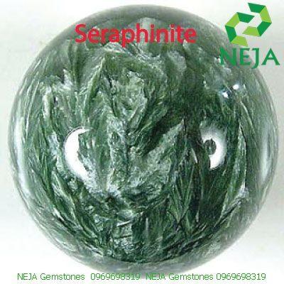 đá seraphinite