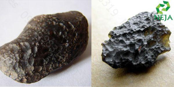 đá thiên thạch tektite