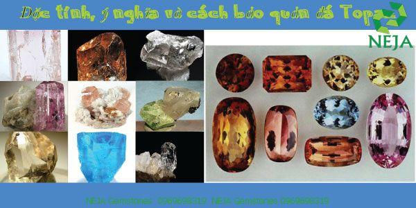 đá topaz là gì
