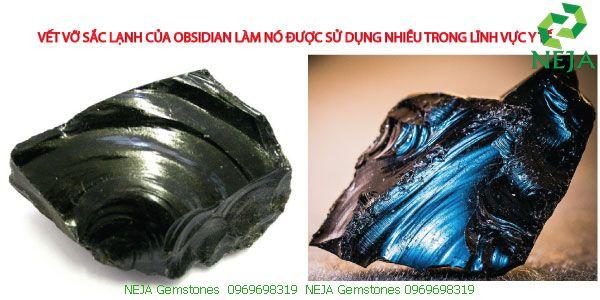 ý nghĩa đá obsidian