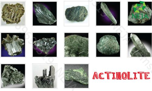actinolite là gì