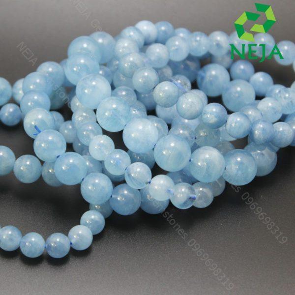 vòng tay aquamarine
