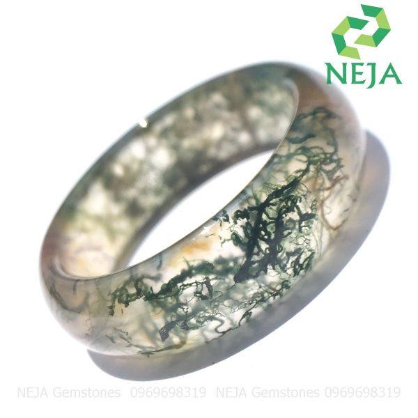 nhẫn băng ngọc thủy tảo